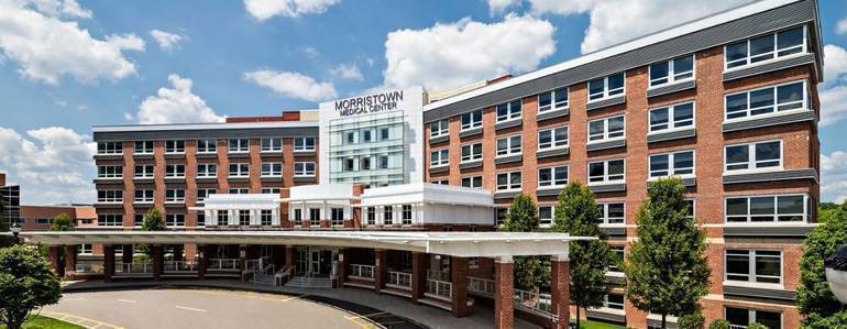 Atlantic Health System's Morristown Medical Center Rated No. 1 Hospital in NJ for Third Straight Year by U.S. News & World Report