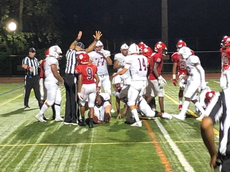 Bloomfield Bengals Defeat Columbia Cougars 42-21