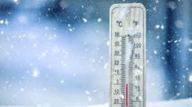 Cold Weather Alert for Piscataway; Know the Signs of Frostbite and Hypothermia