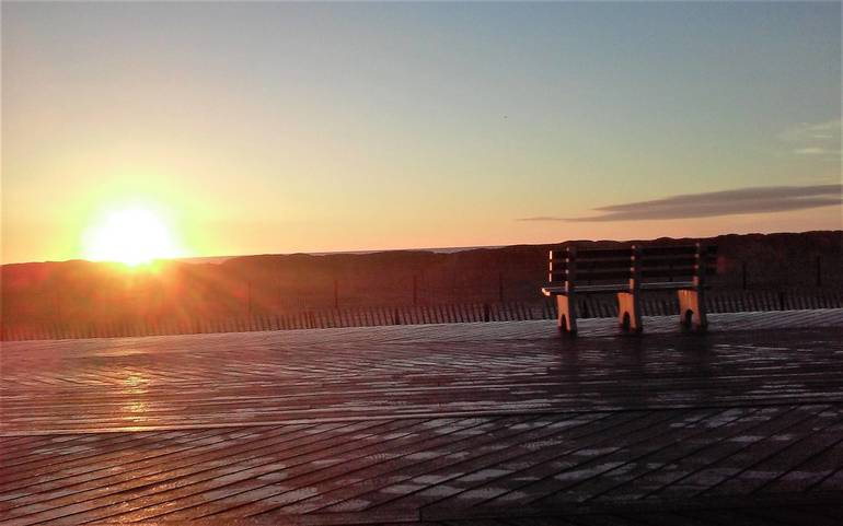 Belmar Beachfront Says 'So Long' to Summer