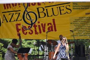 Morristown 2021 Jazz Festival is on!