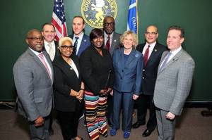 Essex County Board of Commissioners statement on January 6, 2021 Insurrection in Washington D.C.