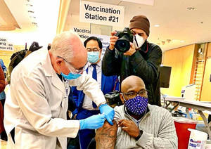 Vaccinating As a Family, Keeping Us All Healthy