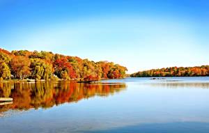 Fall foliage New Jersey