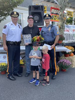 Morristown Man Grabs Third Place at the Madison Car Show