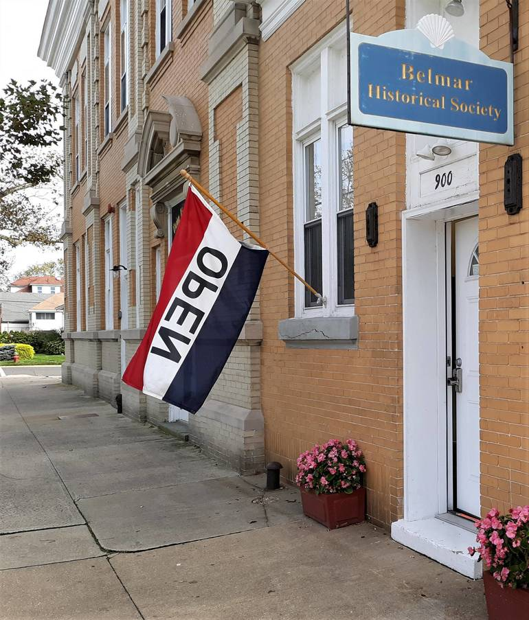 Christmas Tree Shops Union Nj: Belmar Historical Society Hosts Last Holiday Pop-Up Shop
