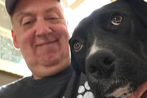 Mt. Pleasant Animal Shelter Volunteer Spotlight: Bill Bulick