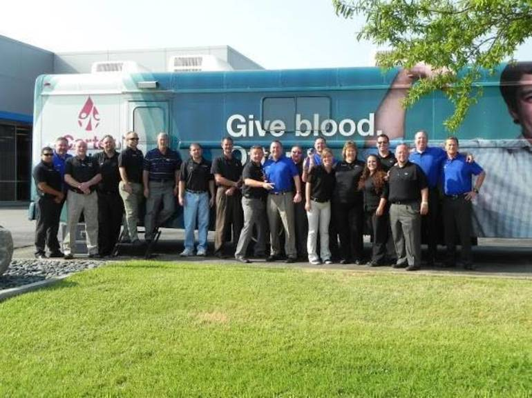 Today's Spotswood Blood Drive To Assist Cancer Patients