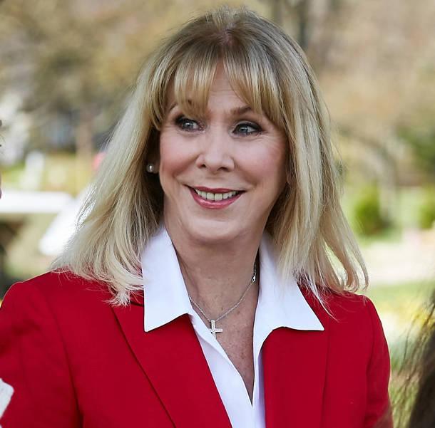 Assemblywoman BettyLou DeCroce Dist. 26