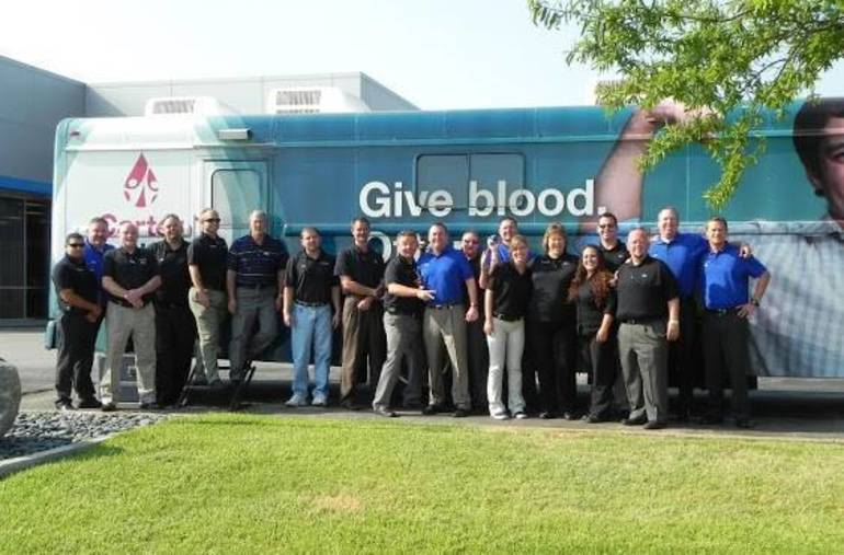 Help Save Lives: 3 Blood Drives Scheduled in Morristown Area