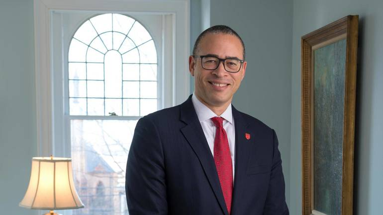 New Rutgers President Holloway Agrees to Salary Cut on First Day