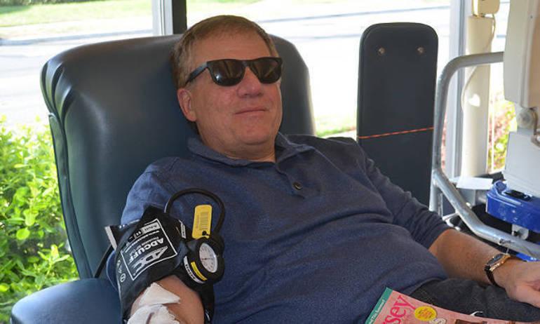 College of St. Elizabeth's Hosts Blood Donation