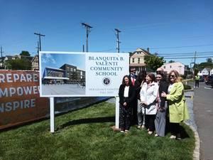 New Brunswick's Valenti School is Named After Trailblazer, Tireless Public Servant