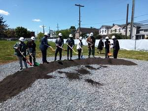 School Groundbreaking Ceremony A 'Remarkable Day' For City, School Distirct