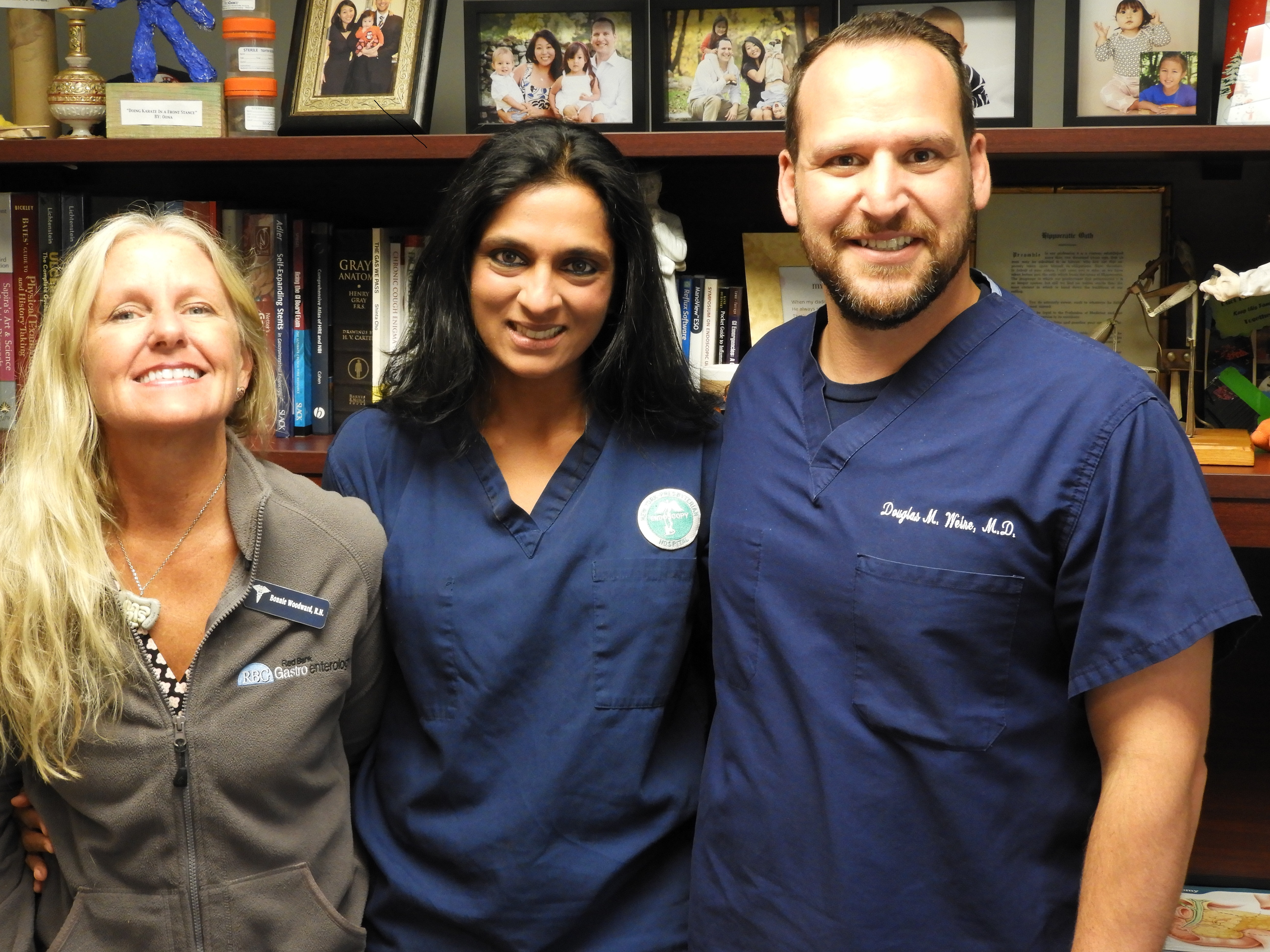 Gastroenterologists Do It With 'GUTS'