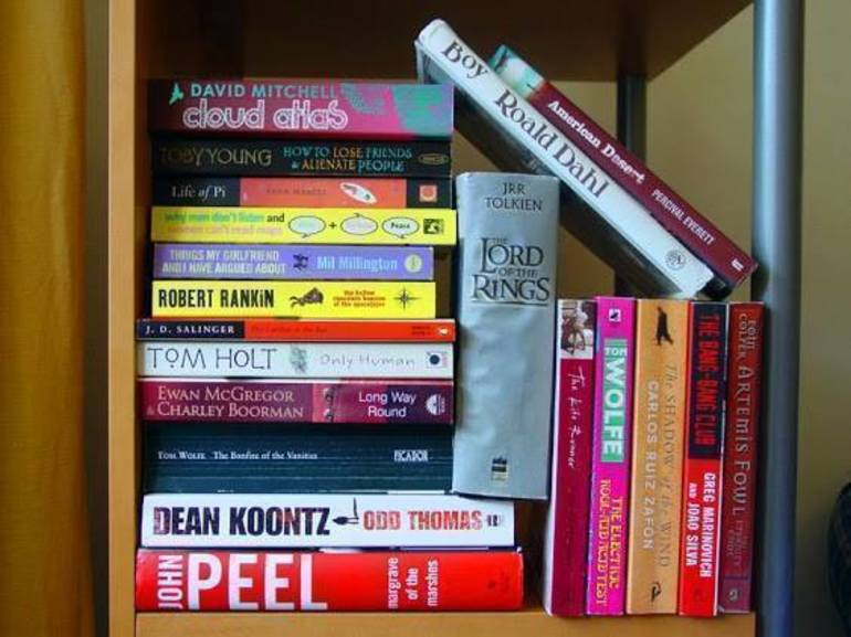 Books and DVDs:  What's Popular and What's New