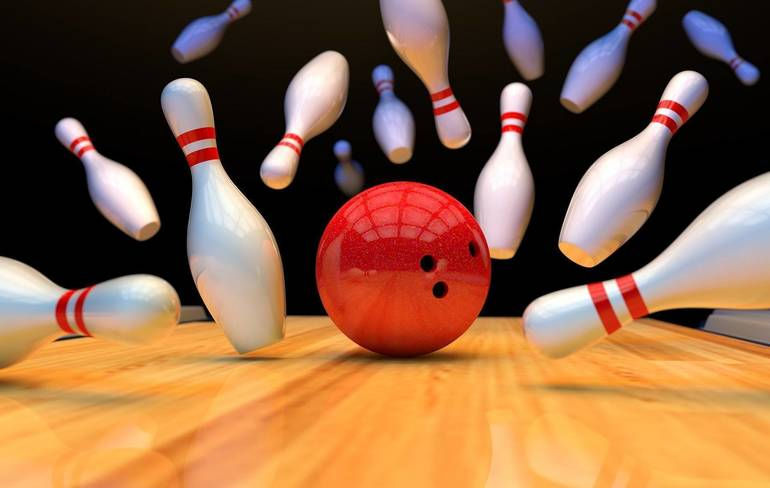 HS Bowling: Reyes, Rozsa Represent Hasbrouck Heights in North Jersey Singles Championships