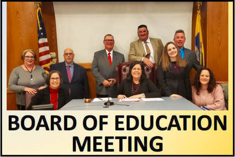 Wayne BOE Meeting Announcement