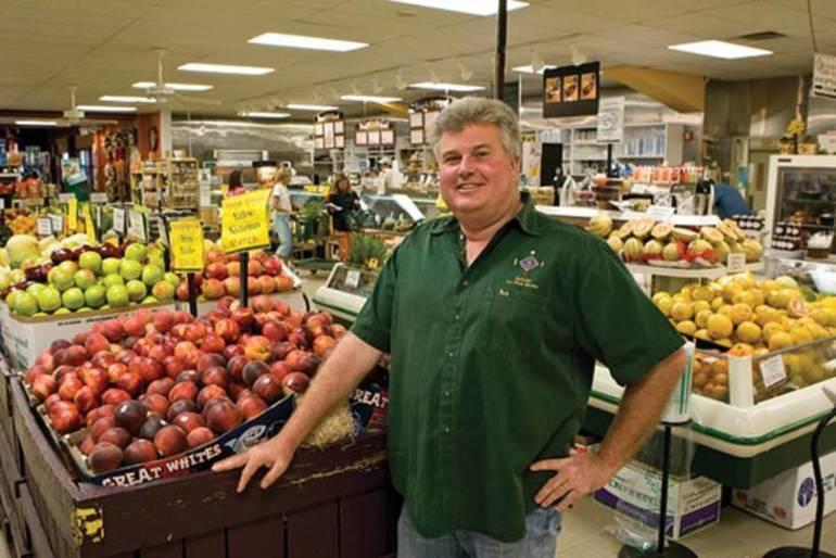 Bob Sickles, owner of Sickles Market - 3rd generation!  NJ Magazine.jpg