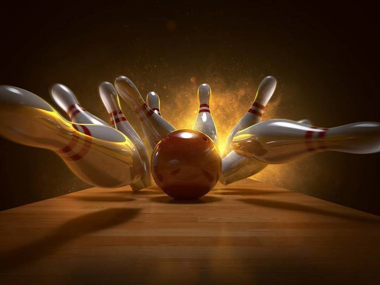 HS Bowling: Hasbrouck Heights Rolls Over Becton
