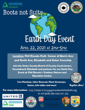 """Join the Fun """"Boots not Suits"""" Earth Day Event in Union County, April 22"""