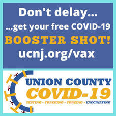 Free COVID-19 Booster Shots are Available through Union County's Vaccination Program