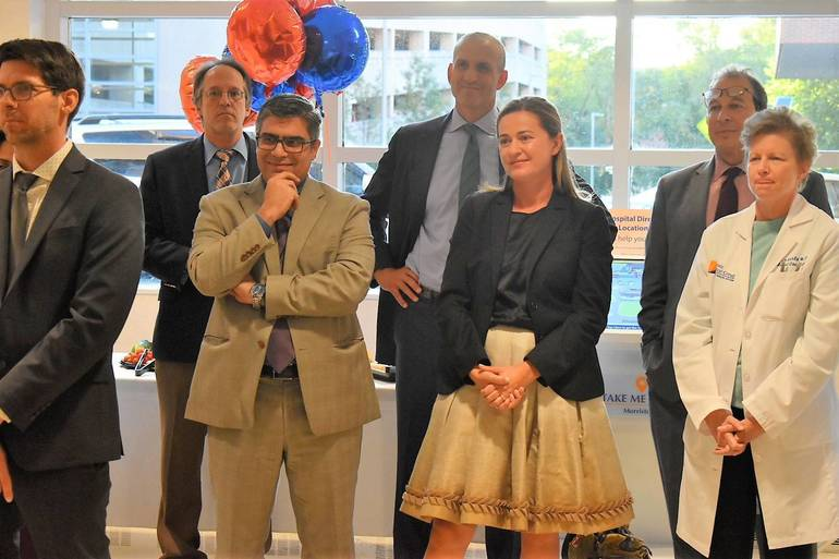 Atlantic Health System Hails Opening of Breakthrough Treatment Center