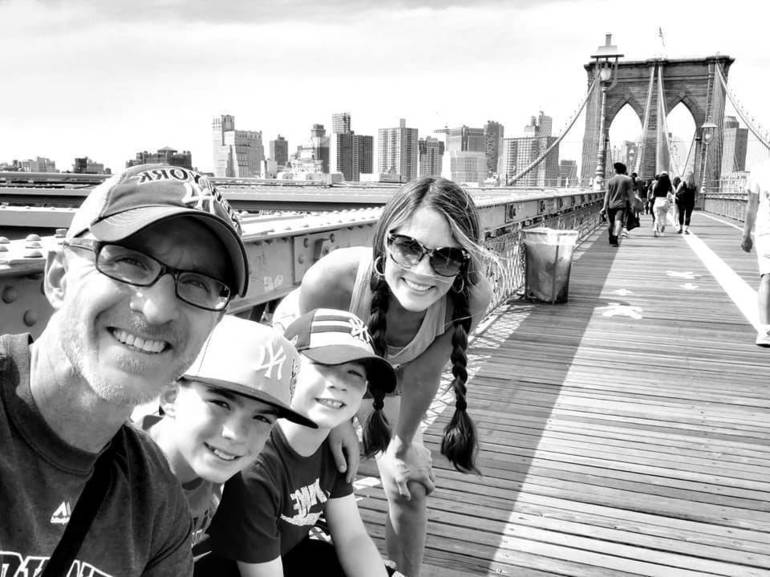 Walk Across The Iconic Brooklyn Bridge This Summer - TAPinto