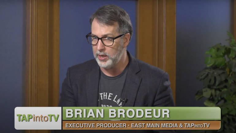 Brian Brodeur 2021 Oscars