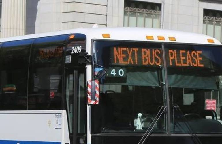 DeCamp Bus Service Postponed Due to Coronavirus