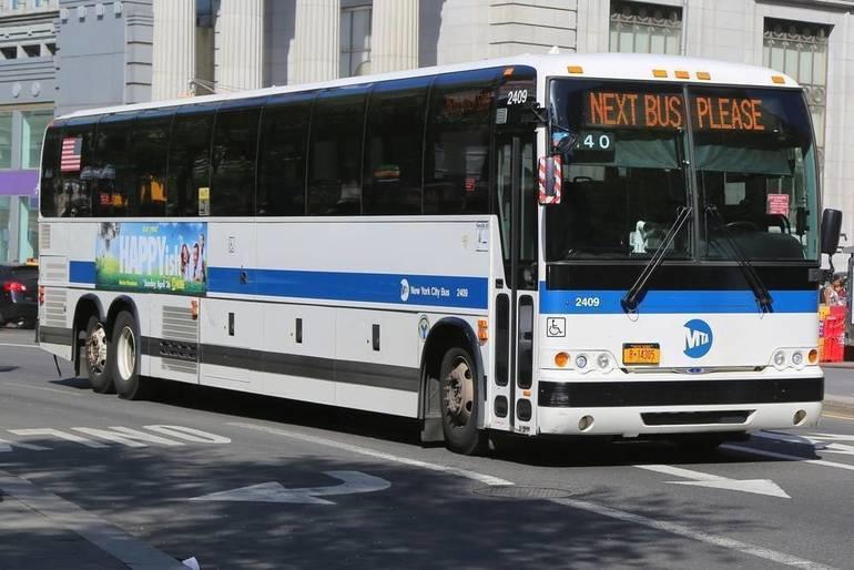 NJ Transit Bus Driver Arrested for Vehicular Homicide in Newark