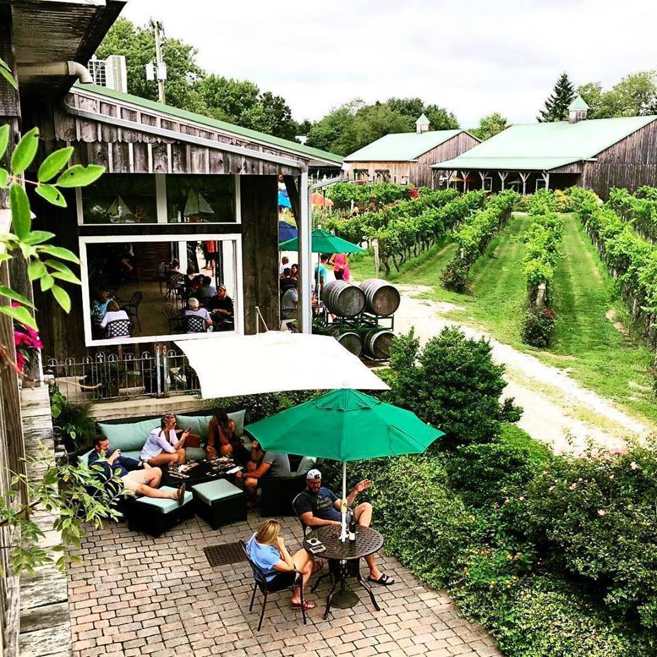 This Mother's Day, Brunch is Fine but a Wine Trail is Divine