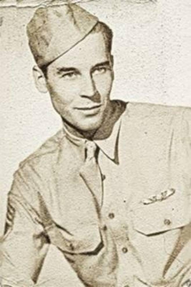 Staff Sergeant Paul Cybowski