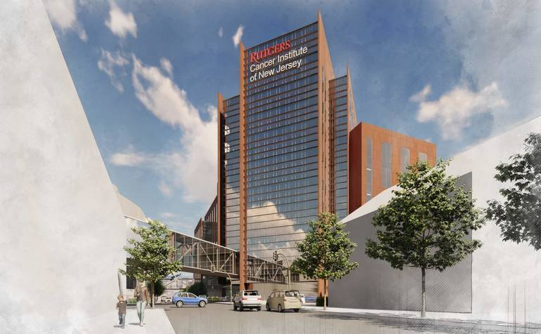 Cancer Pavilion Plans Approved by New Brunswick Planning Board