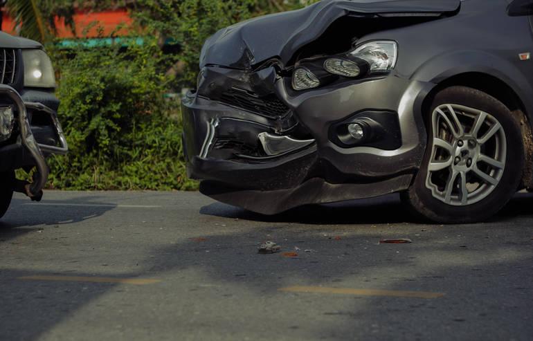Traffic Alert:  Accident on Rt. 10