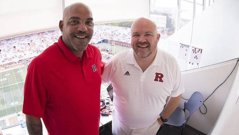 Rutgers' Carlin named New Jersey Sportscaster of the Year
