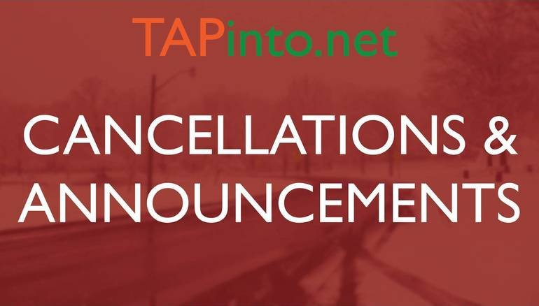 Weather Related Cancellations and Closures for Tuesday Dec. 17