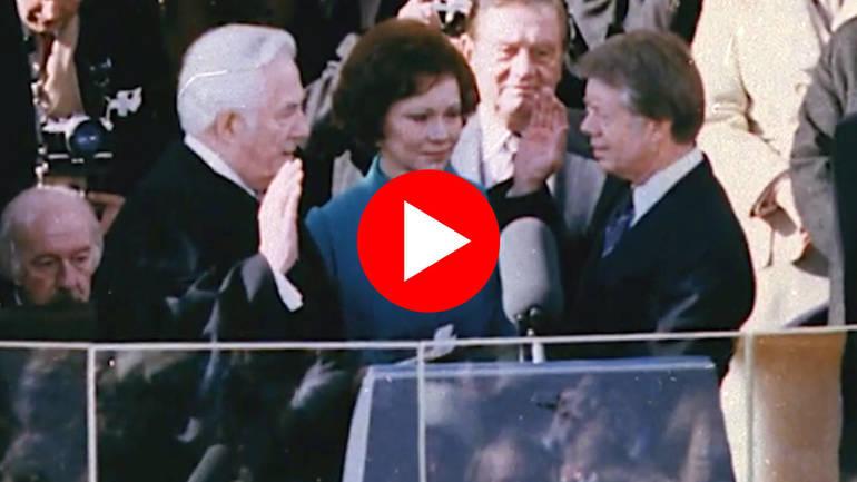 Carter Inauguration