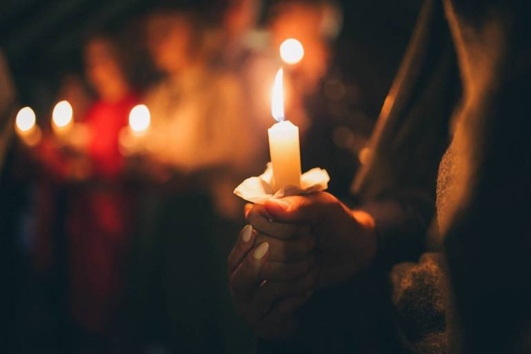 """""""Light the Night"""" in Cranford for Frontline Workers Returns this Sunday"""