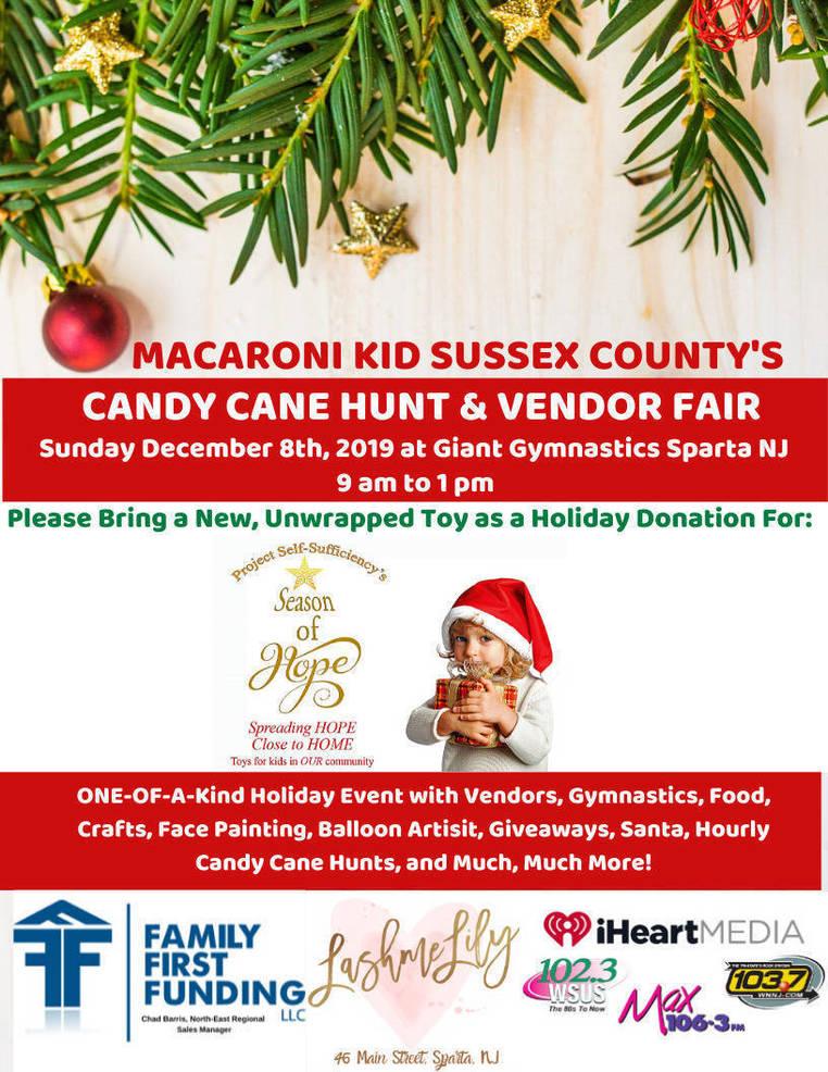 Candy Cane Vendor Fair, December 8, 2019.png