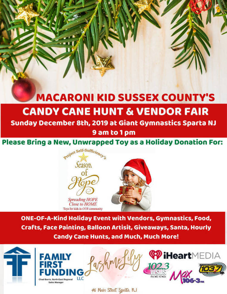 Candy Cane Vendor Fair, December 8, 2019.png