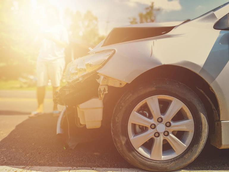 Traffic Alert:  Accident in East Hanover