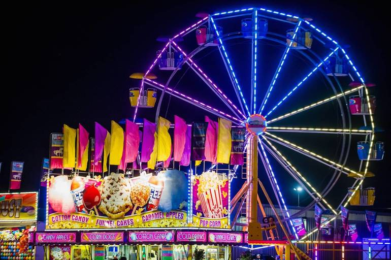 St. Virgil's Carnival Rolls into Town This Weekend