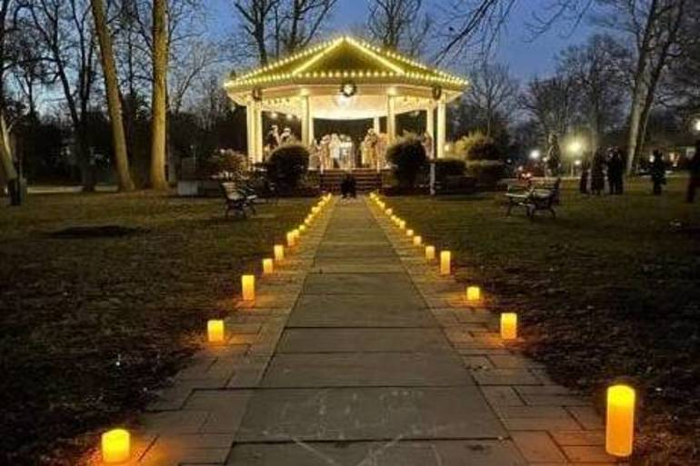 covid candles westfield nj