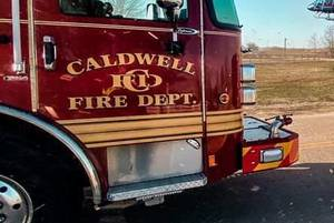 Fire Damages Residence Hall at Caldwell University on Monday