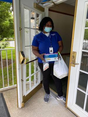 Homewatch CareGivers of South Orange Hits Major Vaccination Milestone