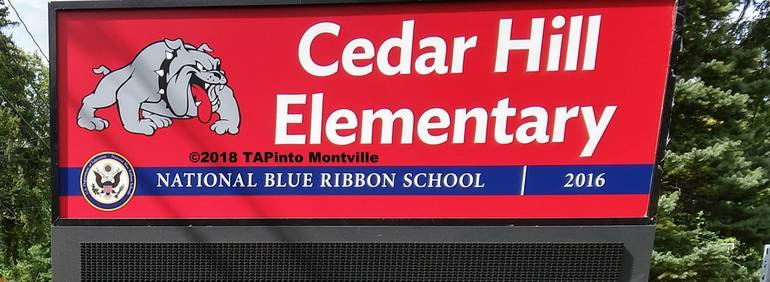 Cedar Hill sign ©2018 TAPinto Montville.jpg