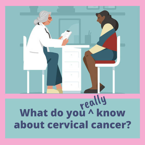 Cervical Cancer Health Awareness Month