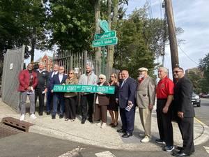 Street Renaming Stephen N. Adubato Evokes Fond Memories, Legendary Tales From Newark Dignitaries