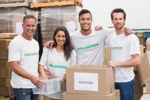 Giving / Volunteer